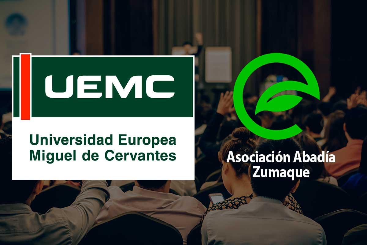 Universidad Europea Miguel de Cervantes certificará los Congresos de Asociación Abadía Zumaque